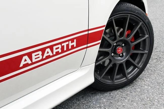 2013 Fiat 500C Abarth