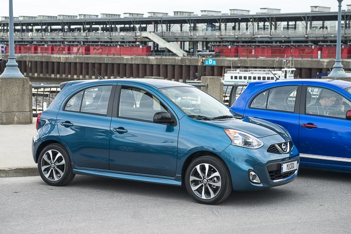 first drive 2015 nissan micra. Black Bedroom Furniture Sets. Home Design Ideas