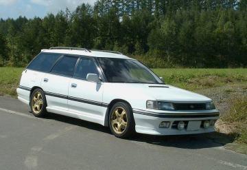 1991 Subaru Legacy GT Touring Wagon
