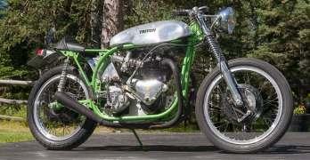 Triton-motorcycle