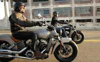 Hit the Open Roads with the 2015 Indian Scout Motorcycle