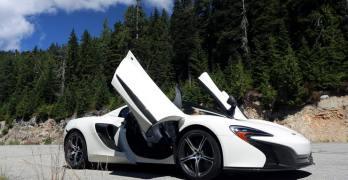 Drive: 2015 McLaren 650s Spider Review