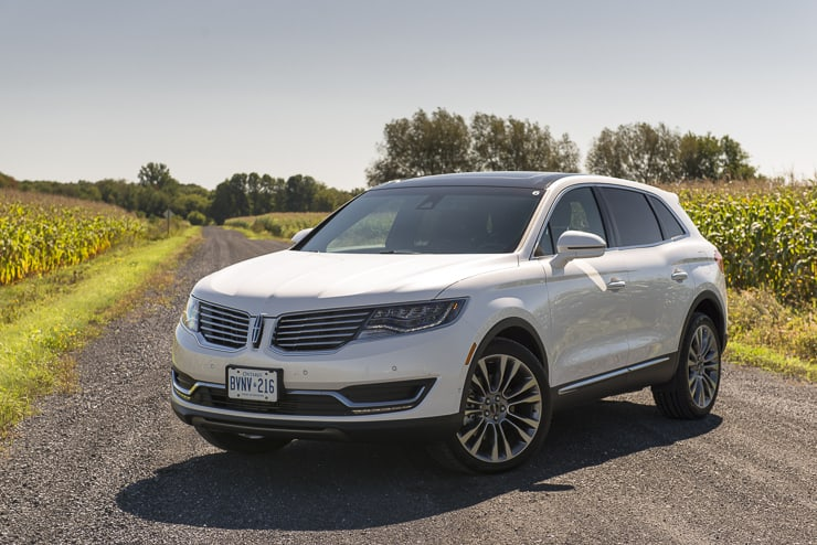 Popular First Drive 2016 Lincoln MKX Review