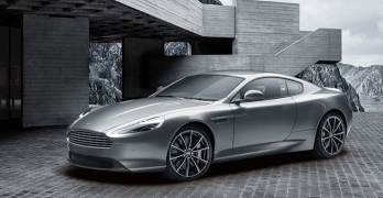 Aston Martin DB9 GT Bond Edition for the 007 Fans