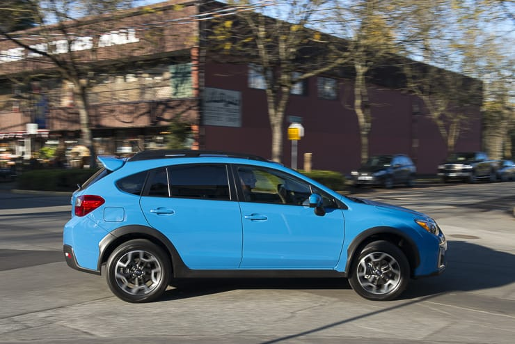 ALSO SEE: Our Latest Review of the 2016 Subaru Crosstrek