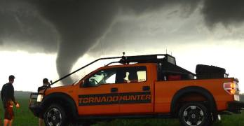 Chasing Tornados in a 2015 Ford F-150