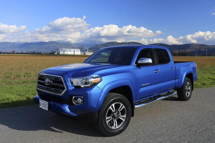 2016 toyota tacoma 4x4 double cab review (3 of 11)