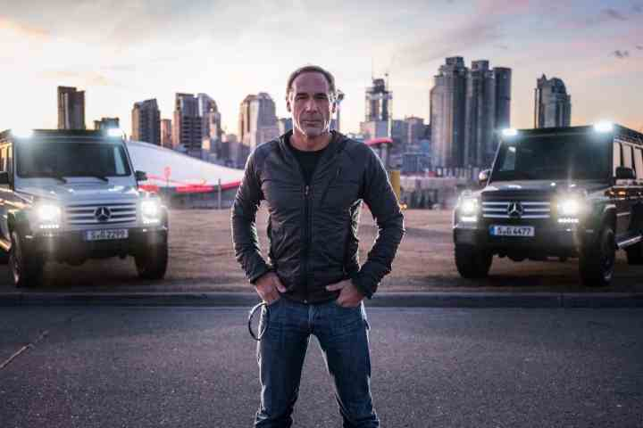 Chat With Mike Horn: Exploring the Globe in a G-Wagon