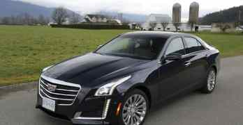 2016 Cadillac CTS Review: Updated and Enthusiast-focused