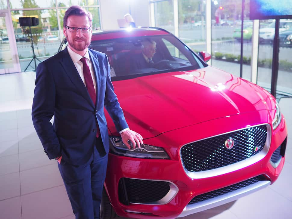 Chat with Wolfgang Hoffmann: New President of Jaguar Land Rover Canada Talks Cars and Strategy