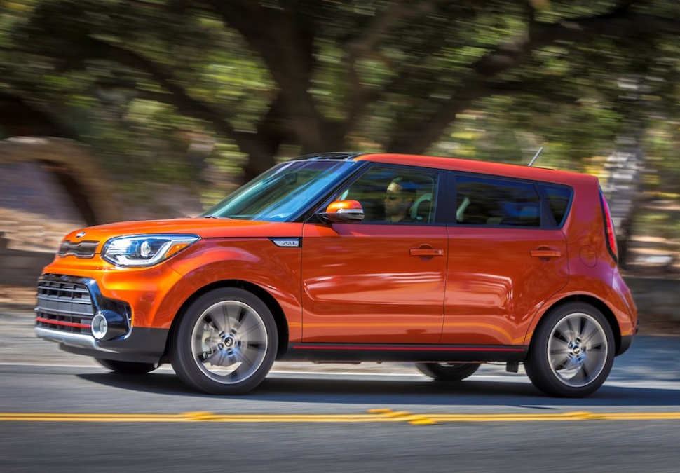new 2017 kia soul exclaim turbo now makes 201 hp. Black Bedroom Furniture Sets. Home Design Ideas