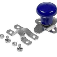 WSV120B Blue Steering Wheel Spinner for Ford New Holland Tractors