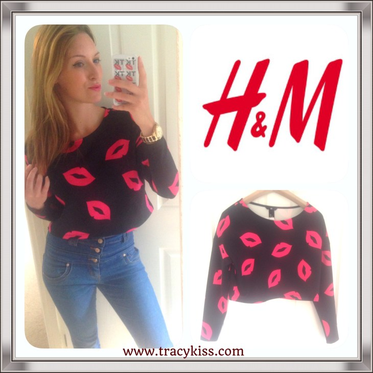 Tracy Kiss For H&m