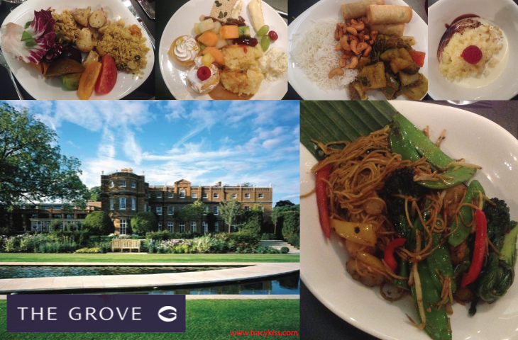 The Grove Glasshouse International Buffet Style Restaurant