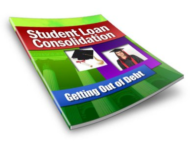 Student Loan Consolidation - PLR - Download Audio Books / Teaching
