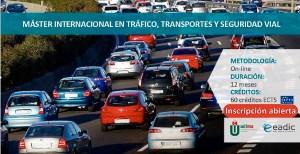 Máster en Tráfico, Transportes y Seguridad Vial