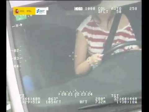 El cinturón de seguridad en el punto de mira de la DGT