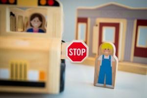 seguridad vial infantil atropellos