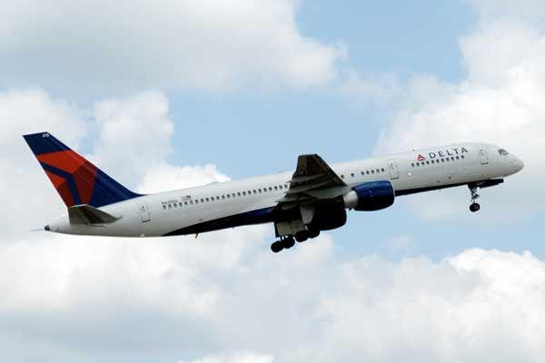 デルタ航空(メイン)