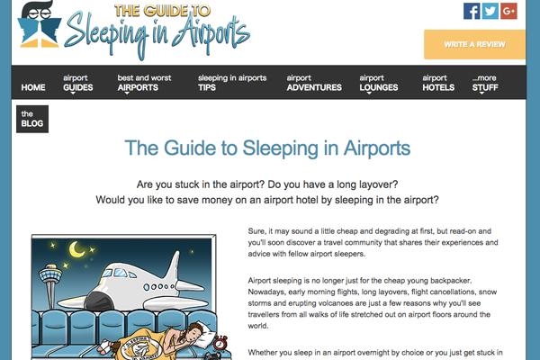 theguidetosleepinginairport