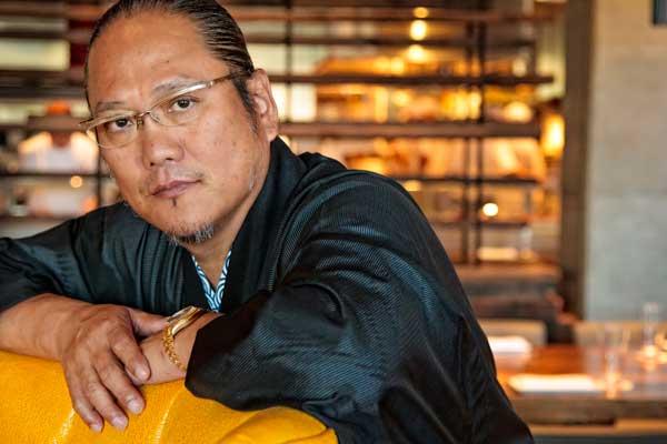 Chef-Morimoto