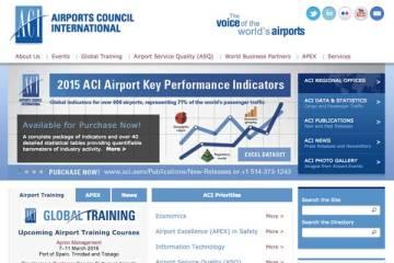 国際空港評議会(ACI)