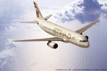 エティハド航空(メイン)