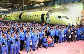 mrj(画像提供:三菱航空機)