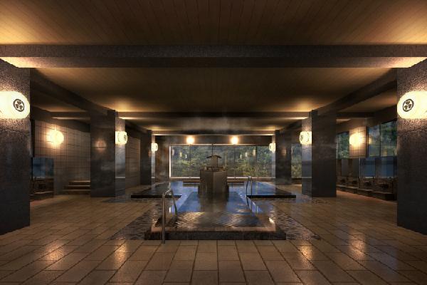 大江戸温泉物語「鳴子温泉 幸雲閣」、きょう第2弾リニューアルオープン バイキングで蟹食べ放題提供