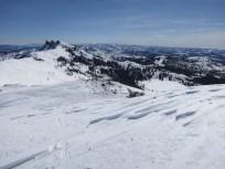 Castle Peak from Basin Peak