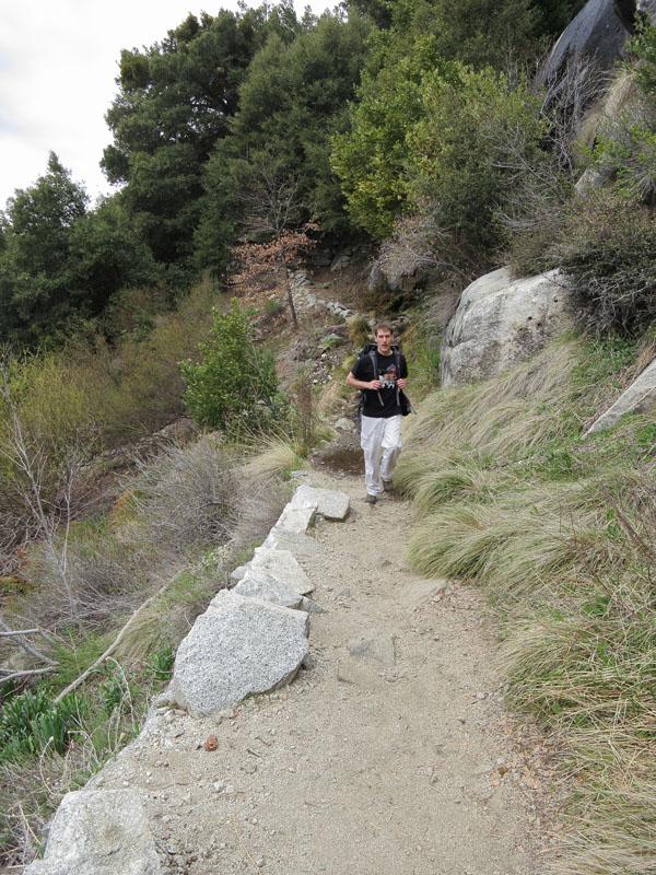 Bryan Hiking