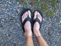 Lance's Sock Tan