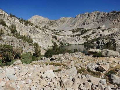Lower Lamarck Lake