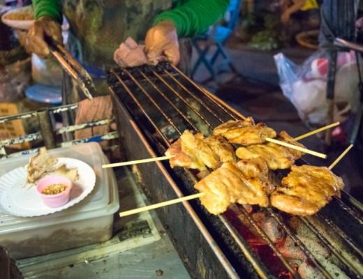 A Midnight Food Tour by Tuk Tuk with Bangkok Food Tours - Trailing Rachel