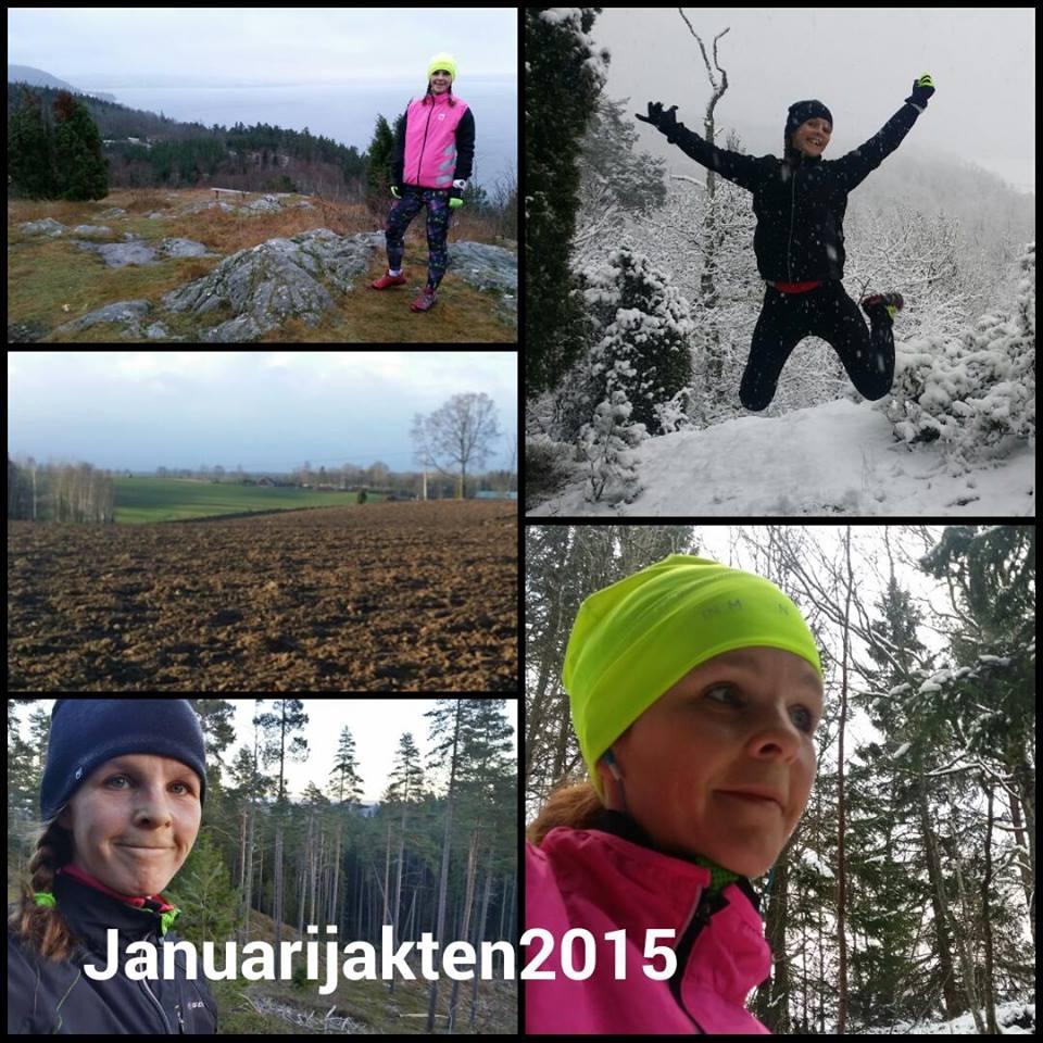 JanuariJakten2015 avklarad!