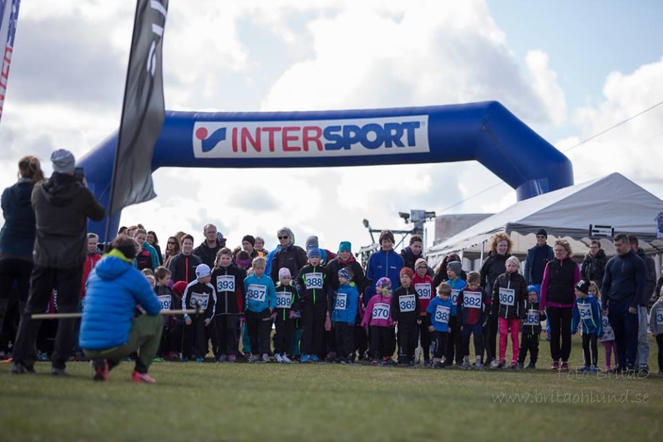 Billingen X-trail Kidsrun 2016