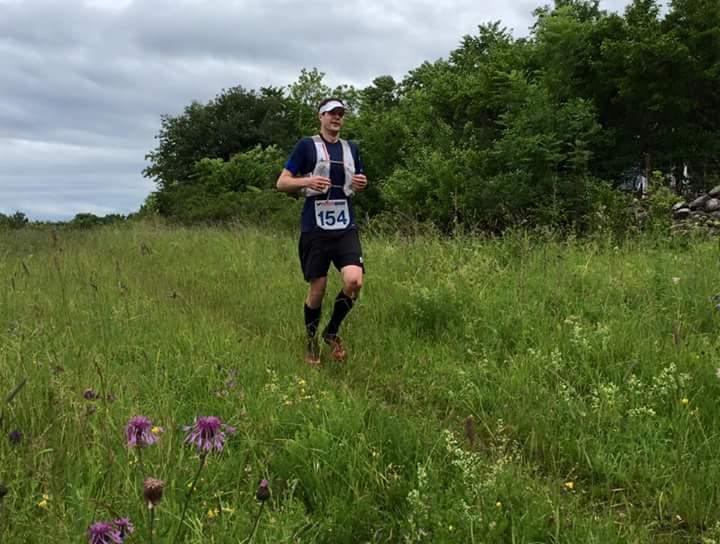 Billingen Trail Marathon Vätska 21 km