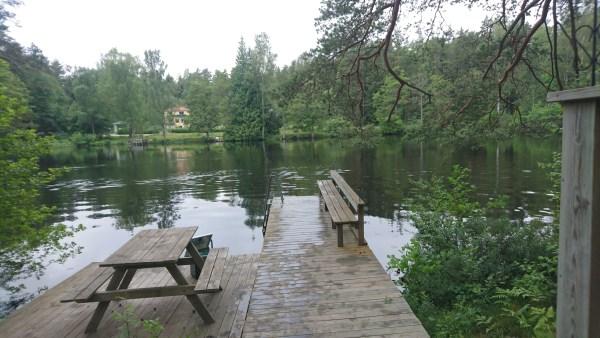 Tiveden Trail Sjön
