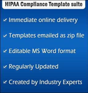 HIPAA-Compliance-Template-Tools
