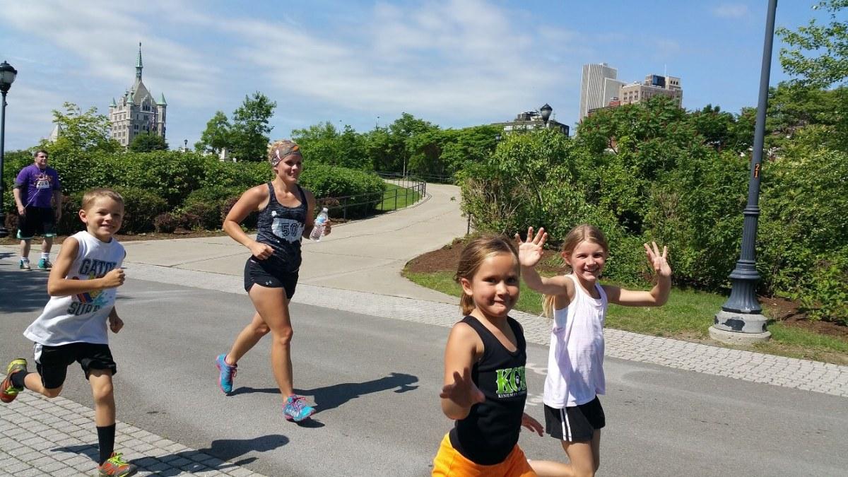 Should Kids Run 5Ks?