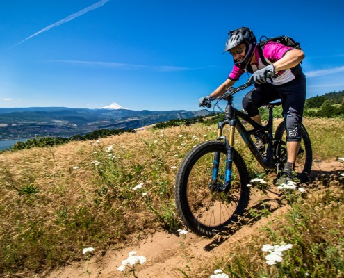Mountain biking Syncline WA Scott Rokis photography