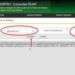 RUAF SISPRO, consulta tu EPS, pensiones y cesantías