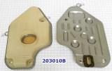 Фильтр АКПП AR25-35 , 4L30E GM/Opel/Isuzu/Honda желтый низкий 1990-up