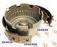Барабан и Тормозная лента 700R4/4L60/4L60E Overdrive (2-4ск.)