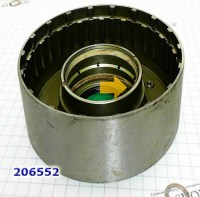 Восстановленный Барабан, (2nd Clutch Drum) 4T65E (зуб под 10%)