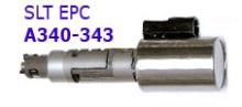Соленоид давления линейный, Электроклапан, A340E EPC (SLT) 1998-05