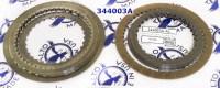 Комплект Фрикционов, AW80-40LE/AW81-40LE/U440E
