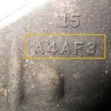 A4AF3 табличка