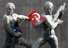 Taksim – a protest like no other