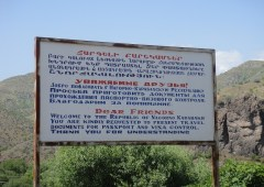 Nagorno-Karabakh – time to end the ceasefire violations